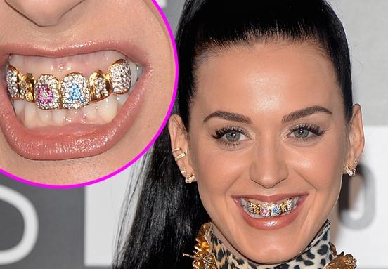 Стразы на зубы